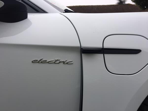 Notre Taycan Turbo S affiche officiellement une autonomie de 413 kilomètres.