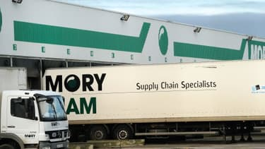 Le transporteur Mory Ducros emploie 5.000 personnes, et fait travailler 2.000 sous-traitants.