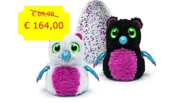 Initialement vendu 70 euros, le jouet star de Noël a vu son prix plus que doubler sur certains sites comme Amazon.