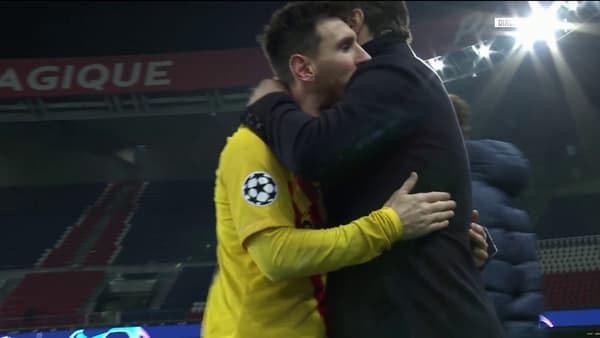 Messi et Pochettino