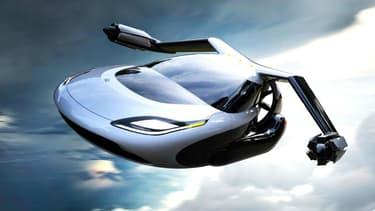 Terrafugia poursuit son projet de voiture volante avec un second prototype, la TF-X.