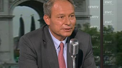Le directeur général de Citroën, Frédéric Banzet, invité de Bourdin Direct sur RMC ce lundi.