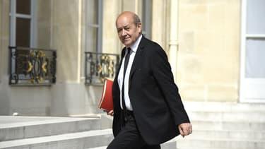 Jean-Yves Le Drian, ministre de la Défense
