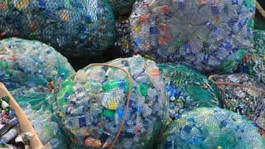 Seulement 22% des déchets plastiques sont recyclés en France.