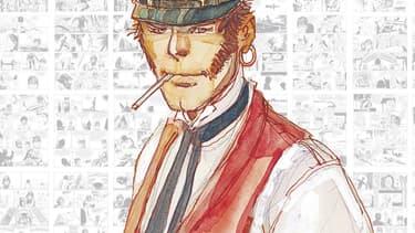 Détail de la couverture de l'édition de luxe de La ballade de la mer salée, sortie le 14 juin pour les 50 ans du personnage.