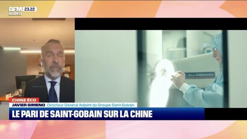 Chine Éco : le pari de Saint-Gobain sur la Chine par Erwan Morice - 24/12