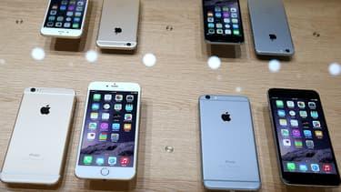 L'iPhone 6 a été dévoilé mardi 9 septembre 2014 en fanfare.