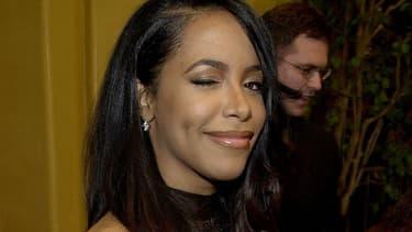 Aaliyah, le 20 mars 2000
