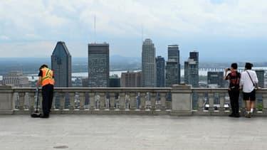 Image d'illustration - Belvédère du Mont-Royal à Montréal (Canada)