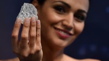 Le troisième plus gros diamant du monde a trouvé preneur.
