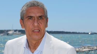 Samy Naceri au Festival de Cannes en 2013