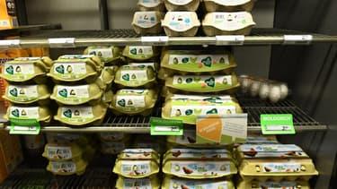 Des oeufs contaminés ont été exportés dans plusieurs pays européens.