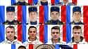 Les treize militaires français morts au Mali.