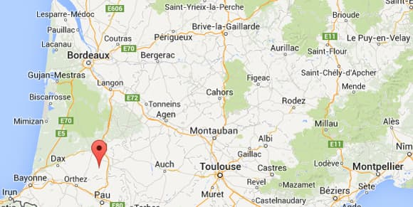 Les ossements ont été trouvés à proximité d'une ferme à Saint-Loubouer.