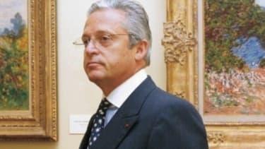 Guy Wildenstein est dans le collimateur du fisc français, qui lui réclame plusieurs millions d'euros.