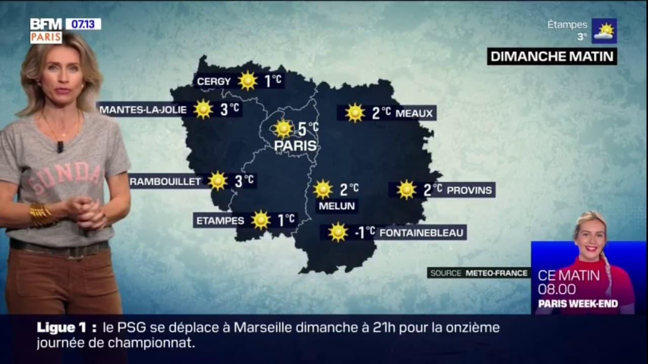 Météo Paris-Ile de France: un dimanche très ensoleillé, avec des températures qui restent basses