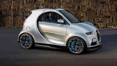 Et si Bugatti se lancait dans le créneau des petites citadines compactes...