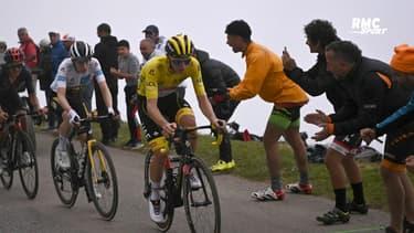 """Tour de France : La mère de Pogacar """"touchée"""" par les soupçons de dopage"""