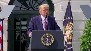"""""""Inside Trump"""": le président américain a l'obsession de la propreté"""