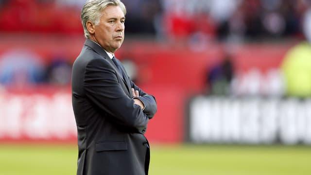 PSG : Carlo Ancelotti