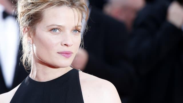 Mélanie Thierry, l'actrice principale de La Douleur d'Emmanuel Finkiel, en mai 2015 au festival de Cannes.