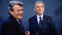 François Bayrou et Jean-Louis Borloo ont officialisé leur union mardi 5 novembre.