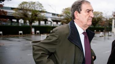 Jean-Louis Bruguière, ancien juge antiterroriste, soutien d'Emmanuel Macron.