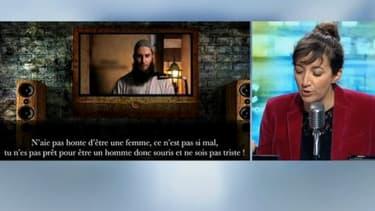 La journaliste Céline Martelet raconte son recrutement par des jihadistes français en Syrie.