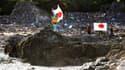 L'île Uotsuri, qui fait partie de l'archipel disputé des îles Senkaku (en japonais) ou Diaoyu (en chinois). Plusieurs militants nationalistes japonais ont débarqué dimanche sur les îles rocheuses de Senkaku-Diaoyu, en mer de Chine orientale, théâtre d'une