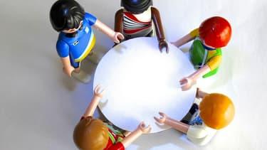 9 cadres sur 10 pensent qu'il ne faut pas plus de 6 participants pour qu'une réunion reste efficace.