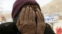A Yushu, sur le plateau tibétain. Les Tibétains pleuraient leurs morts vendredi dans la ville chinoise de Gyegu, au coeur d'une région d'altitude touchée mercredi par un séisme qui a fait 760 morts selon le dernier bilan connu. /Photo prise le 16 avril 20