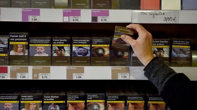 Les ventes de cigarettes ont augmenté au premier trimestre.