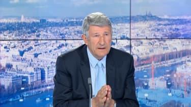 Philippe de Villiers, fondateur du Puy du Fou, le 13 mai 2021
