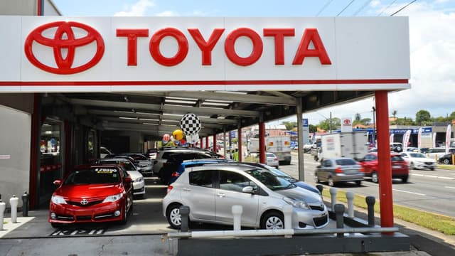 Toyota a rappelé ses véhicules notamment pour un problème de freins.