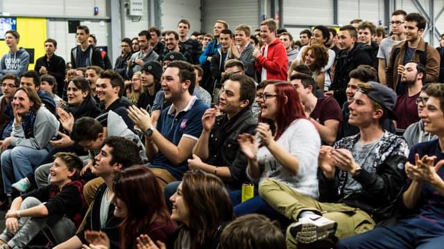 Ce sont 19 000 visiteurs ravis qui ont profité, pendant trois jours, des animations, conférences et tournois de cette Gamers Assembly 2016