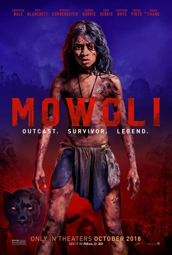 Affiche de Mowgli