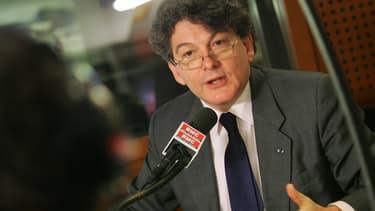Thierry Breton, Président Directeur Général d'Atos Origin et ancien Ministre de l'Economie