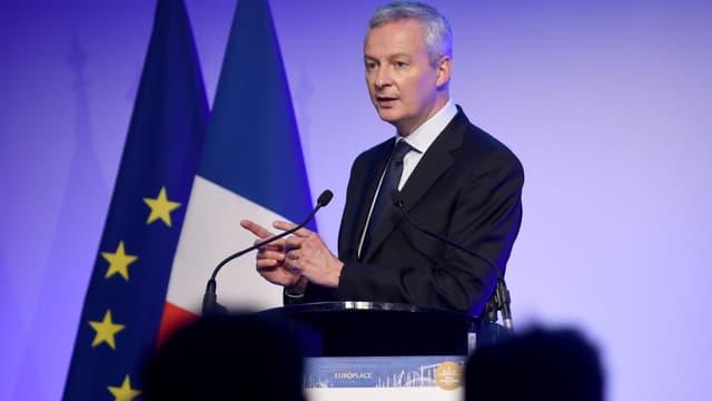 Bruno Le Maire  juge que cette proposition est contraire à l'esprit de la mesure voulu par Emmanuel Macron.