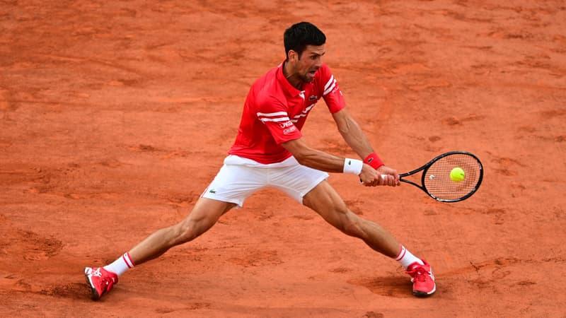Roland-Garros en direct: Djokovic rejoint Nadal pour une demi-finale de rêve