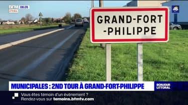 Municipales: un second tour à Grand-Fort-Philippe dimanche prochain