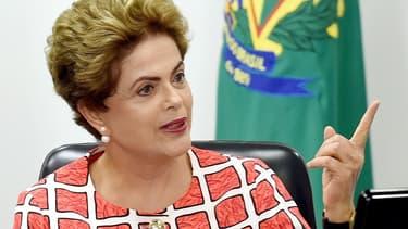 La présidence brésilienne traverse une crise politique et économique.