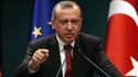 Recep Tayyip Erdoğan, président de la Turquie