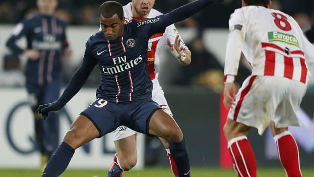 Lucas a livré un bon premier match avec le PSG