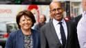 Martine Aubry va laisser la tête du parti à Harlem Desir.