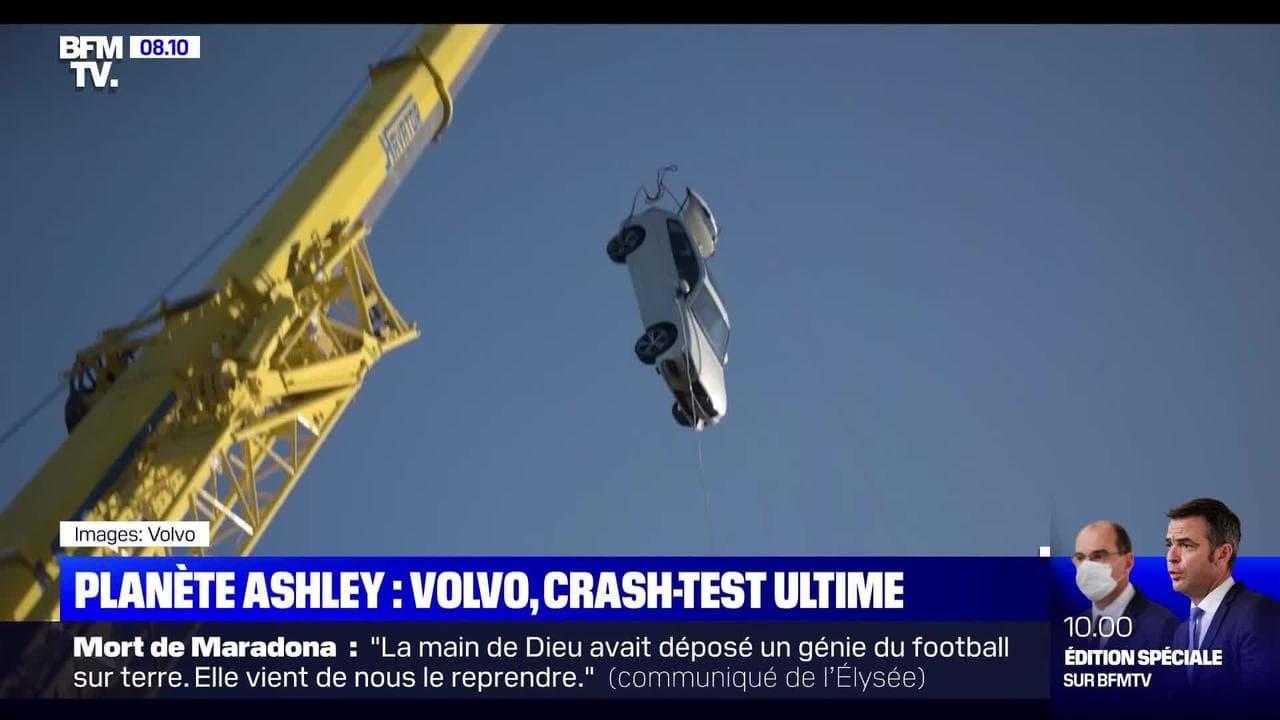 Volvo, crash test ultime - 26/11