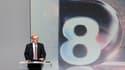 Bertrand Méheut, le président de Canal+, a de quoi se féliciter devant le succès de Direct 8.