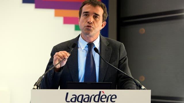 Arnaud Lagardère pose ses conditions pour prendre la tête du conseil d'administration d' EADS (Reuters)