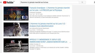 Youtube affichera désormais des extraits Wikipédia sous les vidéos promouvant certaines théories du complot