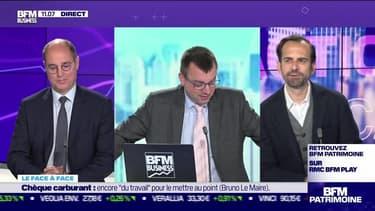 Louis De Montalembert VS Frédéric Rollin : Net ralentissement de croissance en Chine - 18/10