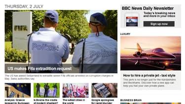 """""""Les gens visionnent de plus de plus les programmes en ligne"""", selon le DG de la BBC"""